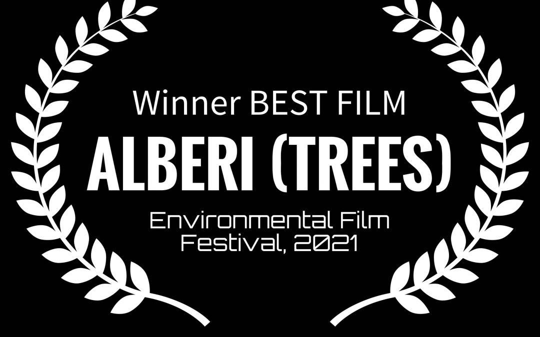 """Alberi"" vince il  Environmental Film & Screenplay Festival di Los Angeles"